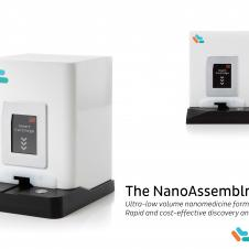 Precision Nanosystems Nanoassemblr Spark