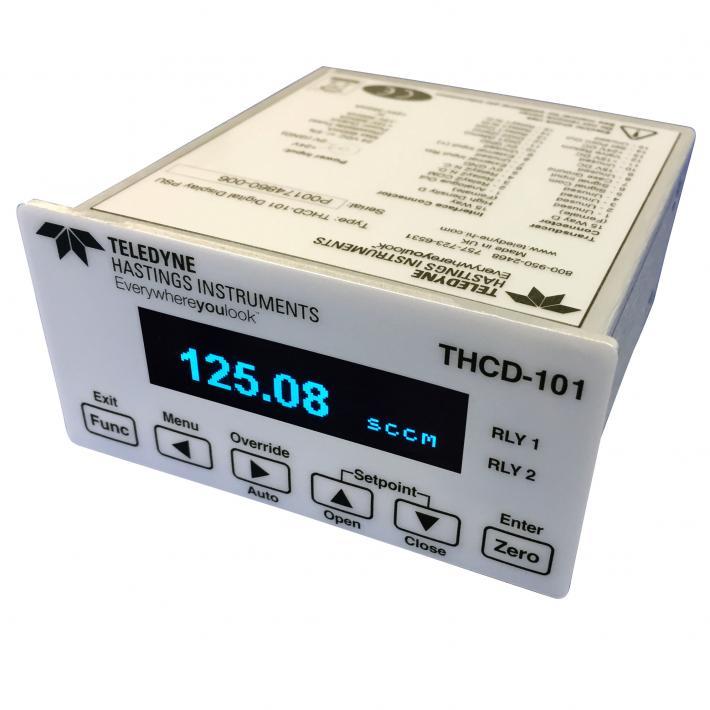 THCD 401 - Alimenatore/display a 4 canali