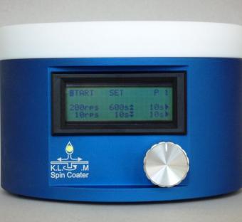 KLM - Serie SCC - Spin Coaters