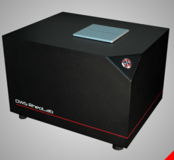 DWS RheoLab allows microrheology and particle sizing based on the Diffusing Wave Spectroscopy.