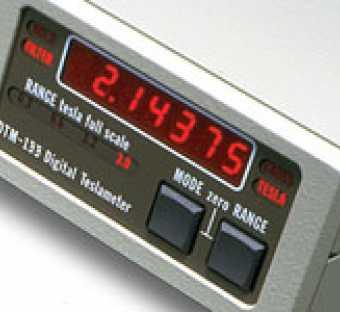 Digital Teslameter 133 (DTM-133)