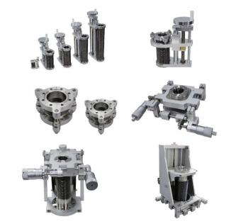 Linear Motion Feedthroughs for HV and UHV Systems