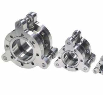 Port Aligners for High Vacuum and UHV