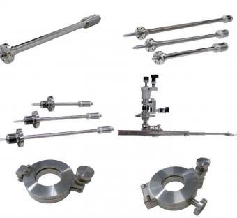 Sistemi di trasferimento del campione per Alto Vuoto e Ultra Alto Vuoto (UHV)