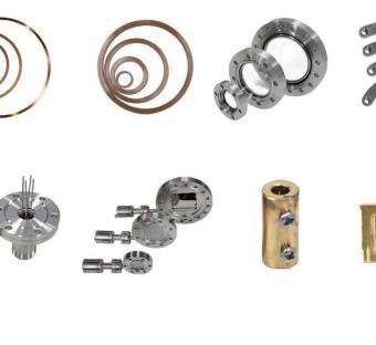 Componenti e Accessori per Ultra Alto Vuoto (UHV)