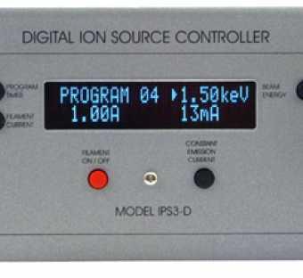 IPS3-D - Controller digitale per Sputter Gun a ioni