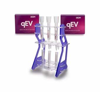 qEVoriginal Starter Pack - 1 x qEVrack and 2 x qEVoriginal boxes