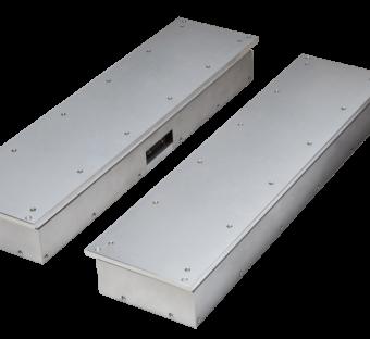 Serie DVIA-U - Piattaforma modulare di isolamento attivo dalle vibrazioni