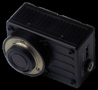 Invenio HDMI4KDPX - Streaming veloce di video 4K, fermo immagine ad alta risoluzione