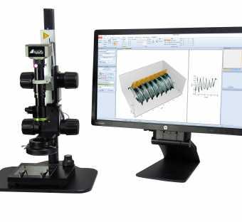 DeltaPix Modus 6ZS-3D - Microscopio 3D digitale