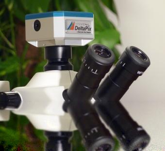 DeltaPix Invenio 2EIII - Fotocamera digitale con sensore Exmor (tm) da 2.3 Megapixel