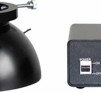 Dome LED - Luce a cupola antiriflesso per un'illuminazione uniforme e senza ombre