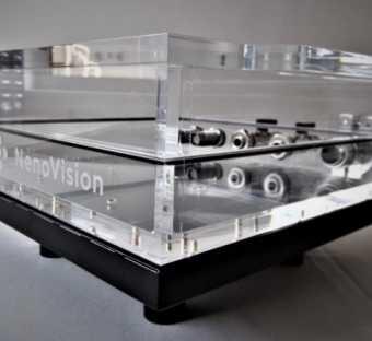 NenoCase™ - Nuovo accessorio per il Microscopio a Forza Atomica (AFM) - LiteScope™