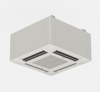 SAP 600 - Unità di decontaminazione dell'aria a soffitto - Fino a 600m3/h