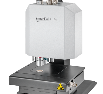 Smart-WLI Next - Universal lab measuring system with up to 4 objectives and motorized turret