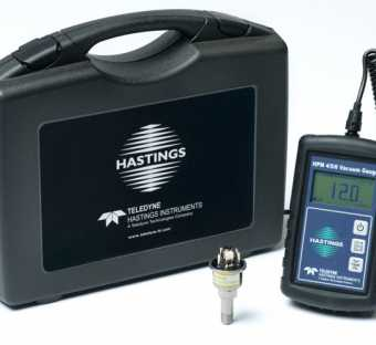 Teledyne HPM 4/5/6 - The new portable vacuum gauge