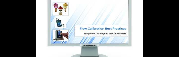 Calibrazione di flusso: Best practices - Scarica il webinar Teledyne Hastings