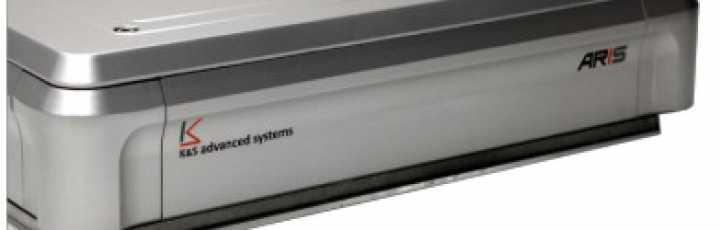 Tavolo antivibrante attivo KNS Systems con sistema shaker integrato