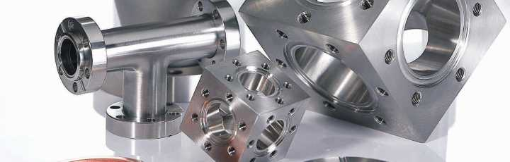 Conflat (CF) Flanges & Fittings