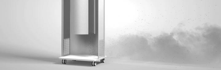 Decontaminazione dell'aria su scala nanometrica - Genano
