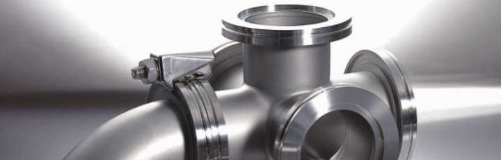 ISO Flanges & Fittings for High Vacuum and UHV