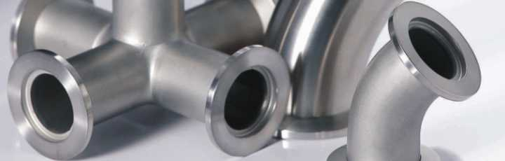 KF Flanges & Fittings Vacuum and UHV