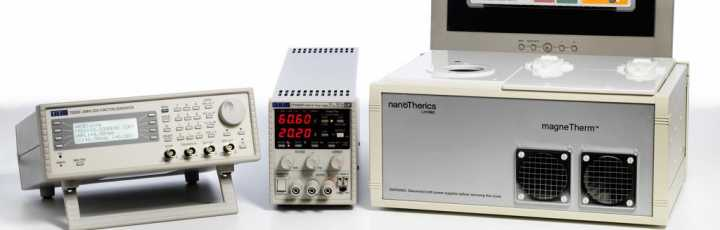Sistemi di test per ipertermia fluida magnetica