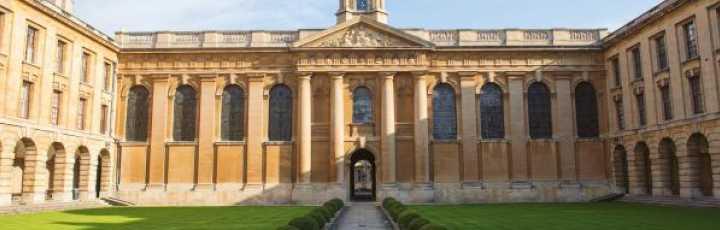 1-2 Settembre 2016 - Quinto Simposio di Ricerca Izon Science - Merton College - Oxford