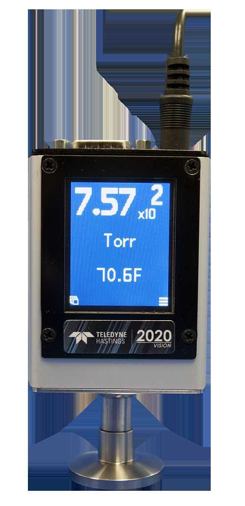 HVG-2020B - Sensore per il vuoto