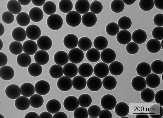 Nanoparticelle di Diossido di Silicio