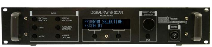DRS-100 - Digital Raster Scan