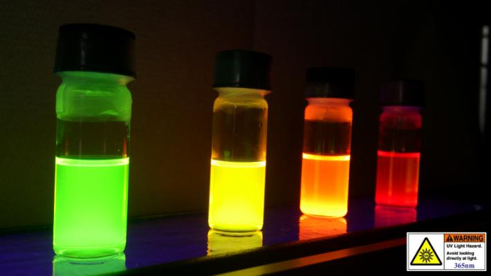 Fluorescent Quantum Dots