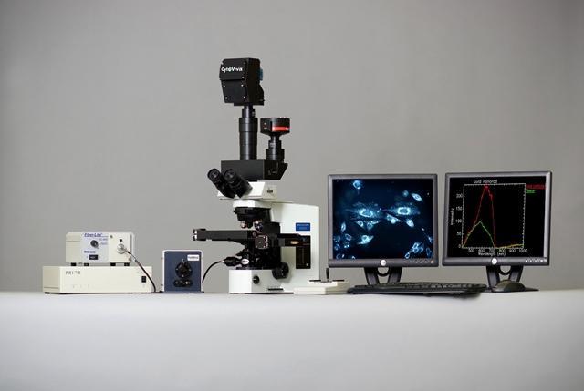 Cytoviva HSI Darkfield Hyperspectral Microscope