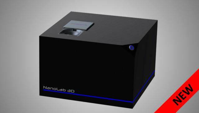 LS Instruments - Nanolab 3D - Dynamic Light Scattering