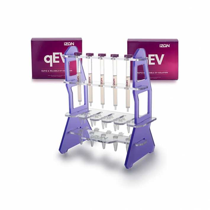 qEVsingle Starter Pack - 1 x qEVsingle rack and 2 x qEvsingle boxes
