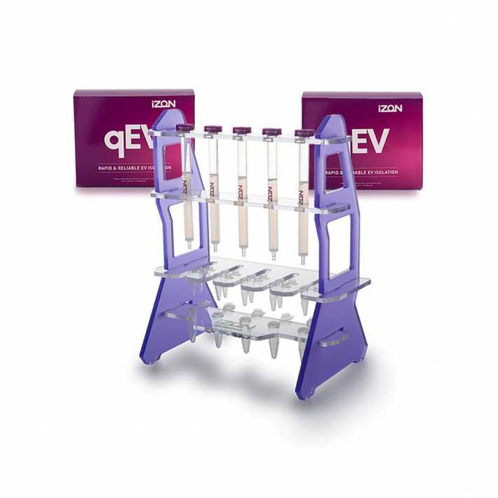 qEVsingle Starter Pack - 1 qEVrack e 2 scatole di qEvsingle