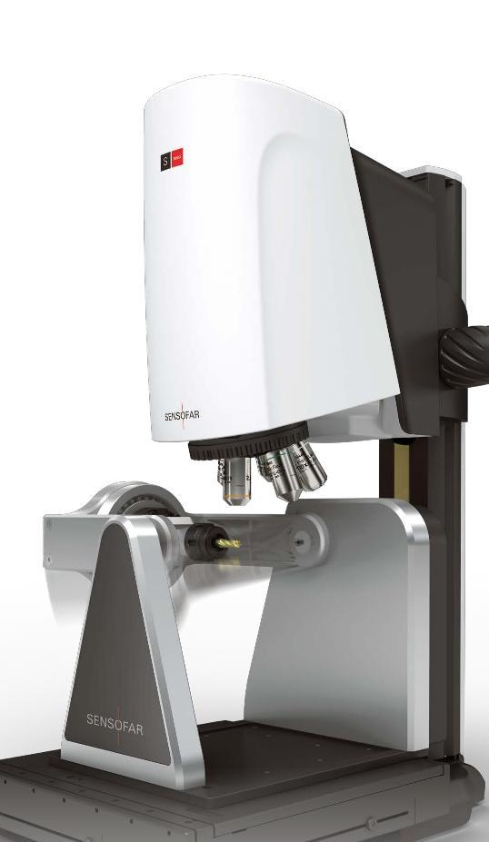 Profilometro ottico 3D S Neox Five Axis