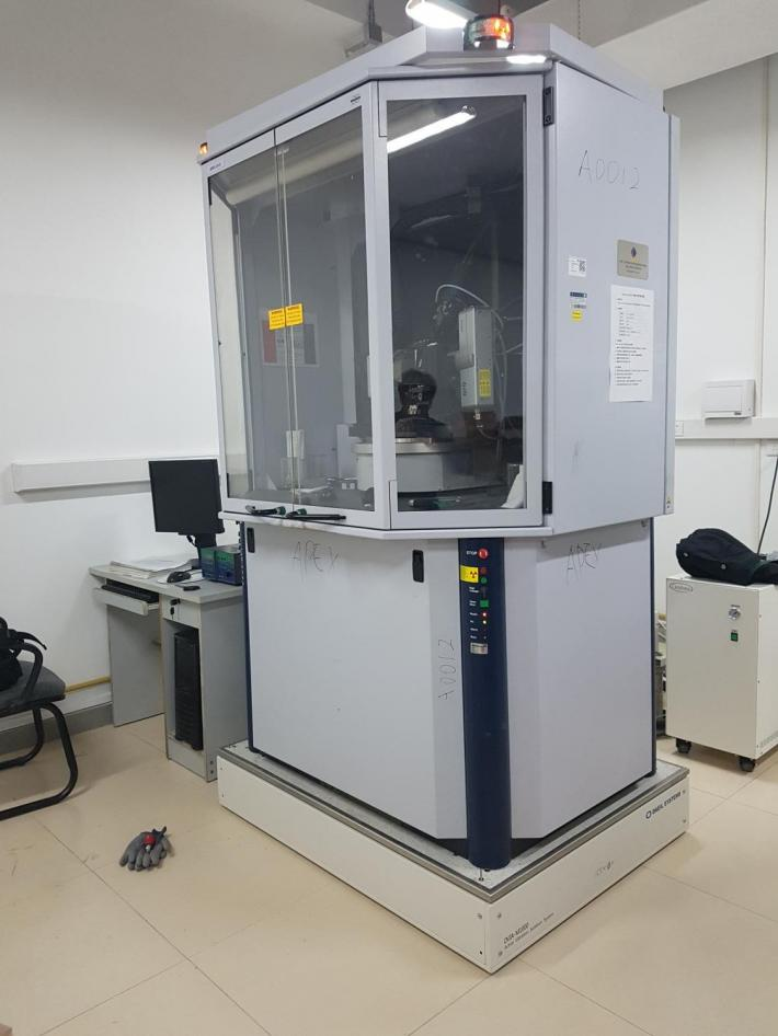 BRUKER APEX Single Crystal X-ray Diffraction