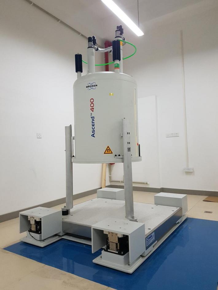 BRUKER NMR