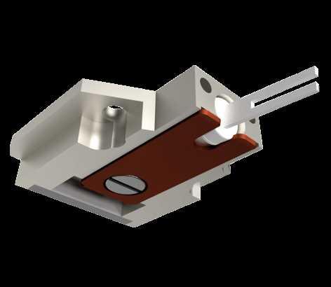 Sonde tuning fork