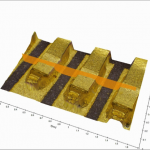 Modus M12Z - 3D Topography