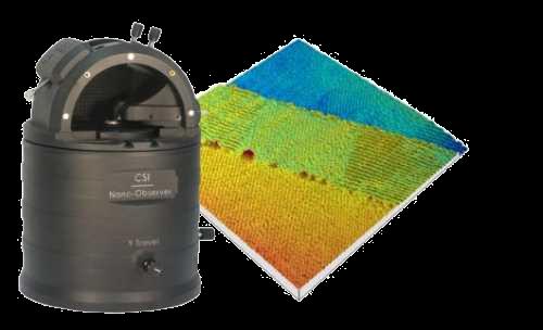 AFM Nano-Observer Microscopio AFM-SPM e Soft Resiscope