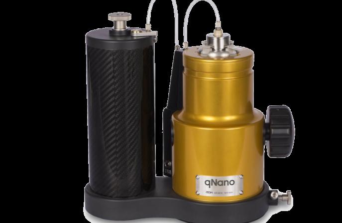 qNano Gold - Misura di nanoparticelle in sospensione - da 40 a 10000nm