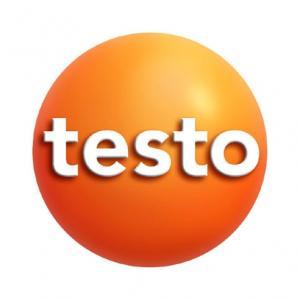 Logo Testo Ag Partikel