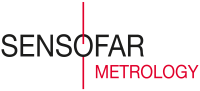 Logo Sensofar Metrology
