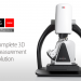 Profilometro ottico 3D S neox Five Axis - Versione 2019